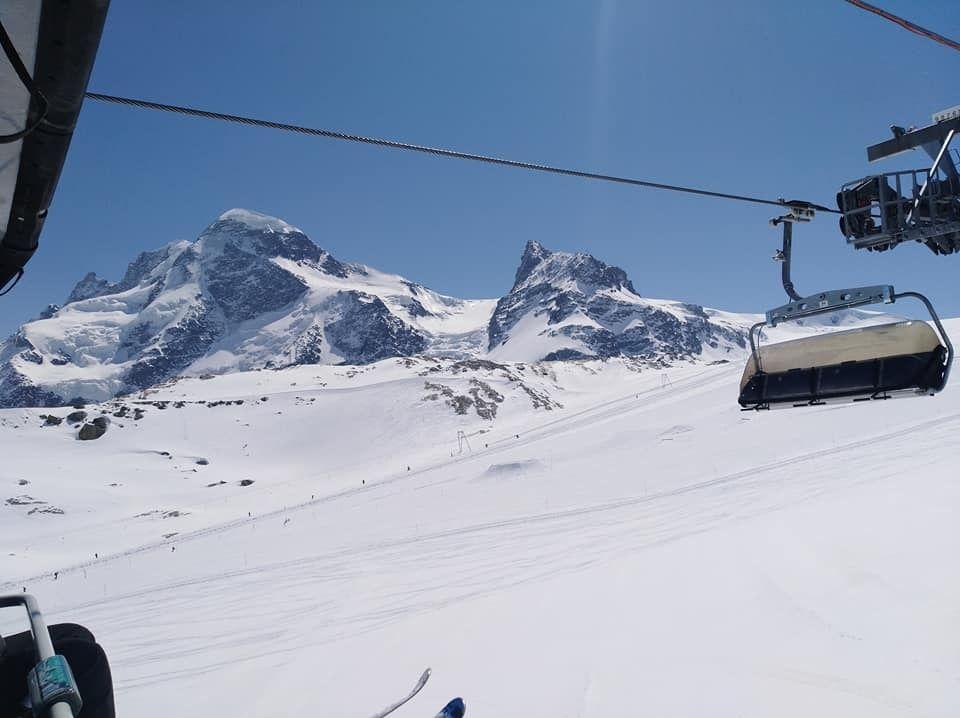 zermatt, Breuil-Cervinia