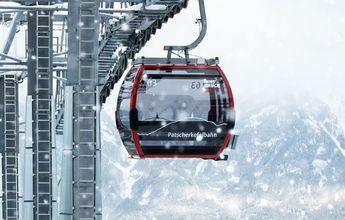 Hackean un remonte Doppelmayr en la estación de esquí de Patscherkofel