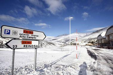 Alto Campoo vende 114.000 forfaits en 102 días de apertura de esquí