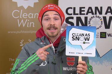 3.000 controles de doping durante la temporada de esquí 2018-2019