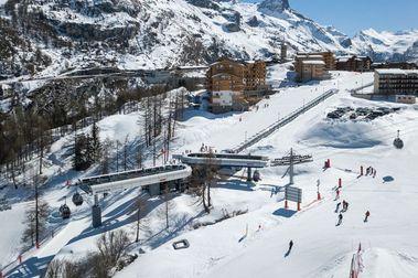 Compagnie des Alpes reduce inversiones en sus estaciones de esquí