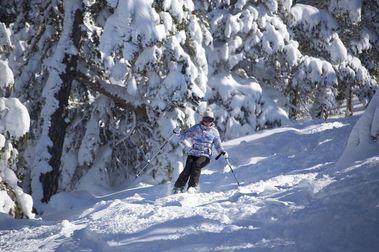 Descensos míticos en nieve Ibérica