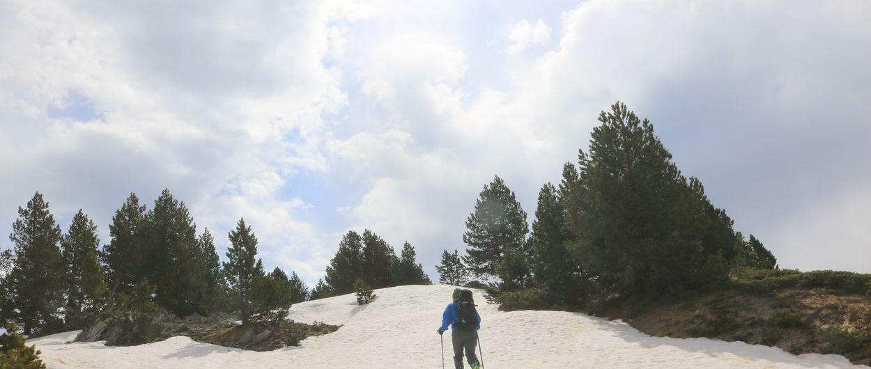 Seguimos esquiando | Larra-Belagua! | 24-abril