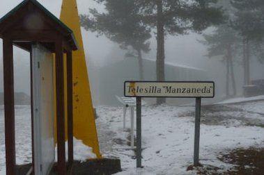 16-3-2011 Manzaneda 1er día. ¡No hay fallo!