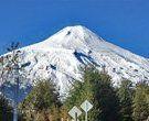 Esquiando en el Volcán Villarrica Este 21 de Mayo