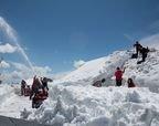 Jackson Hole reabre su teleférico a los esquiadores