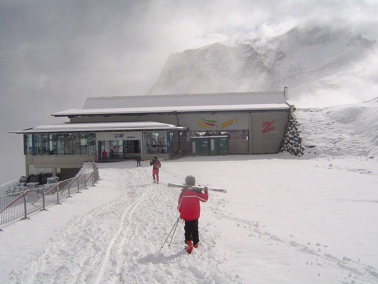 Slow Summer Ski - Hintertux