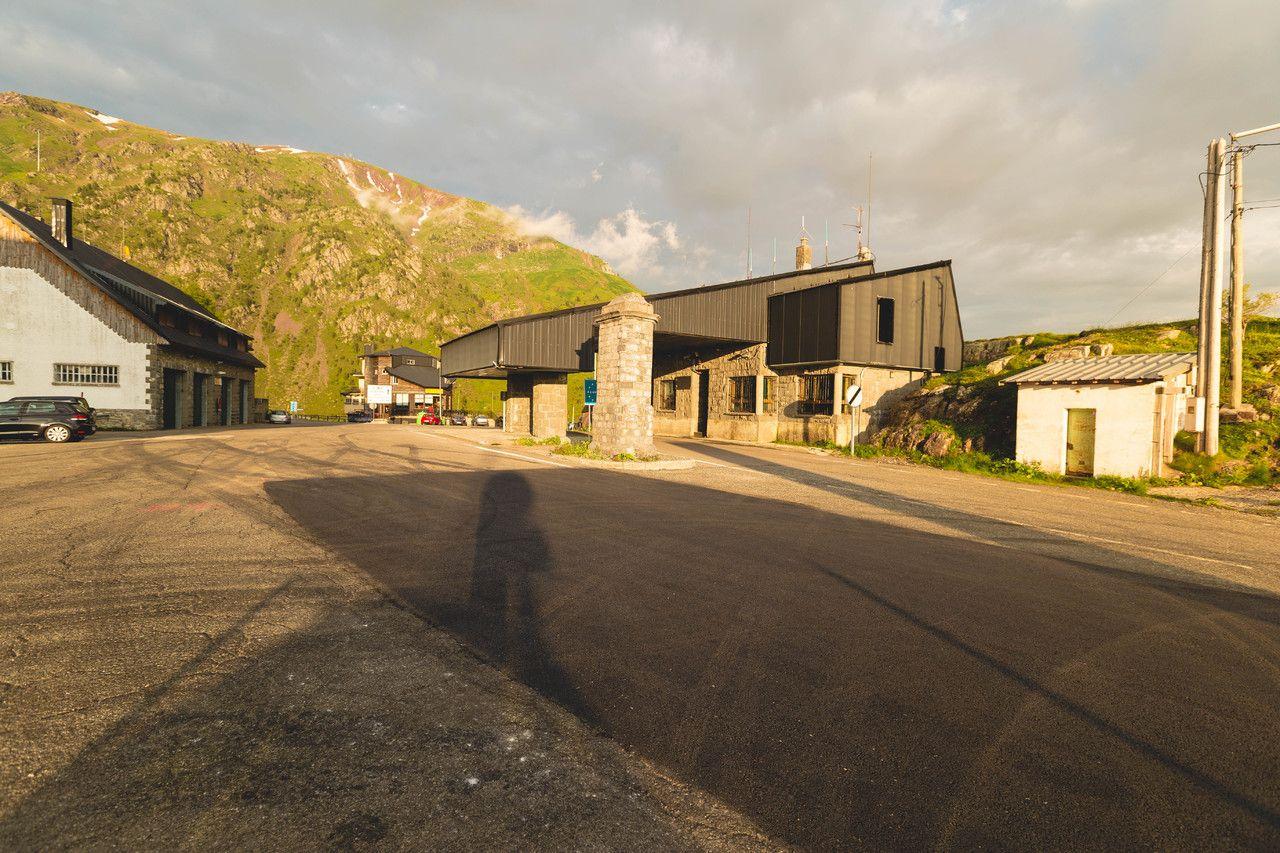 Frontera Somport