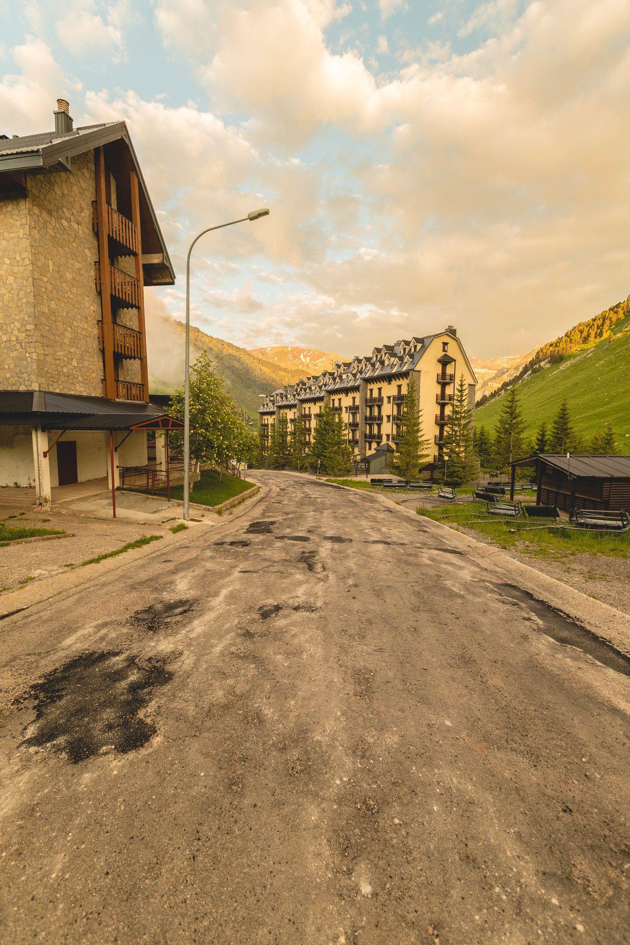 Asfalto Urbanización Candanchú