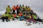 Concentración de esquí para menores de la FEDC