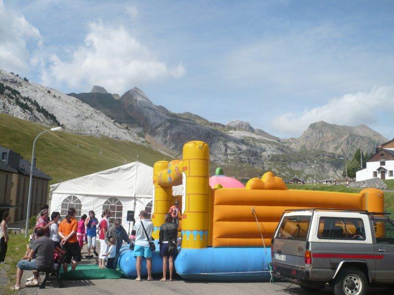 Fiestas de Candanchu 2011