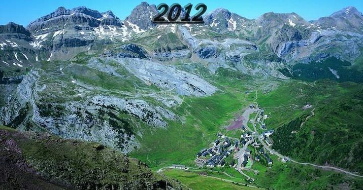 Programa: Fiestas de Candanchu 2012