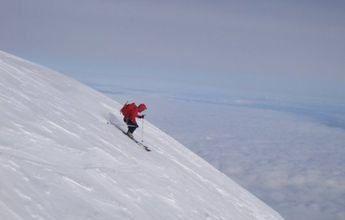 Sigue sin poder completarse el descenso de más desnivel del mundo