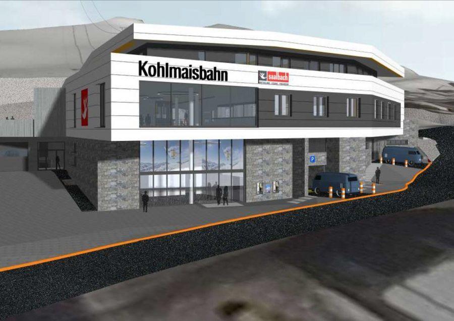 Kohlmaisbahn