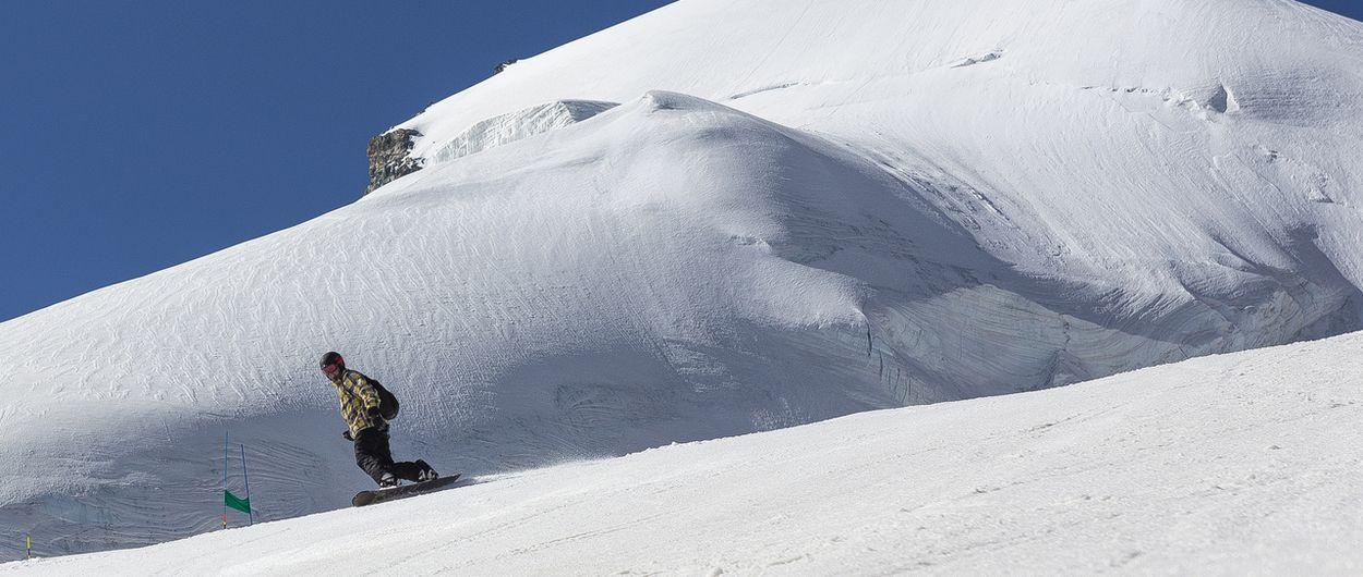 Saas Fee Summer Ski...y mucho más! (Road Trip´18)