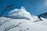 Life in White Nevados de Chillan