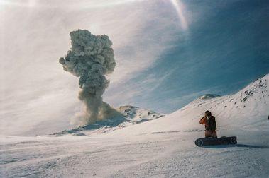 Nuestro frío paraíso veraniego, Nevados de Chillán.