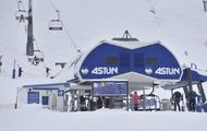 Homenaje a Astún por el esfuerzo realizado la pasada temporada de esquí