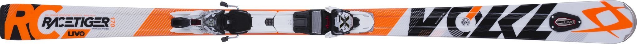 RACETIGER RC UVO (ORANGE / RED)