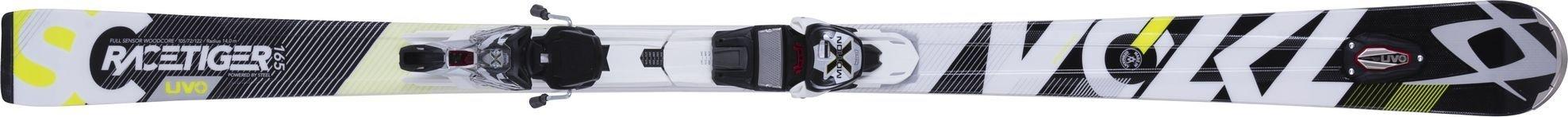 RACETIGER SC UVO (WHITE / BLACK)