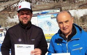 Americanos en Masella y Alp 2500