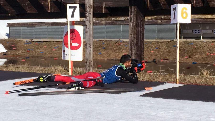 Biathlon españa
