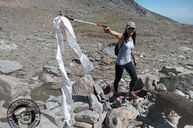 Sierra Nevada Limpia retira 400 kilos de basura en pleno Parque Nacional