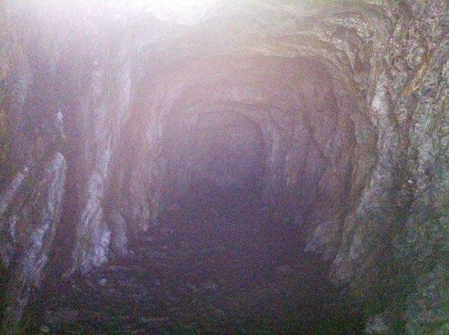 tunel del veleta