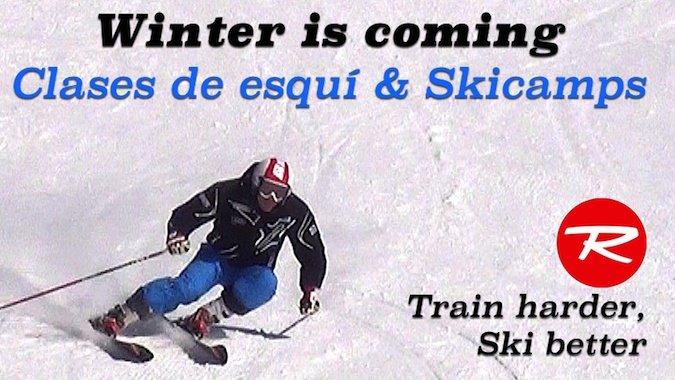 Esquía conmigo: Clases de esquí & Skicamps