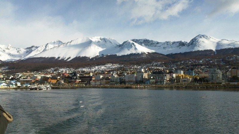"""Tierra del Fuego: Esquiando y """"turisteando"""" al Sur del Sur"""
