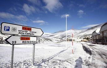 Alto Campoo espera aumentar sus días de esquí con la mejora en pistas