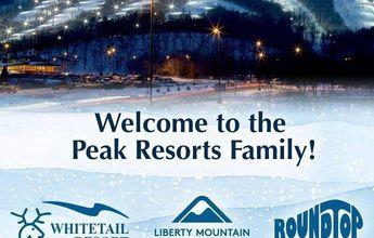 Peak Resorts se hace más grande tras la compra de tres estaciones de esquí