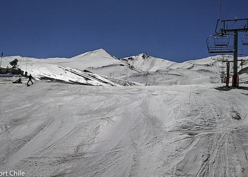 Valle Nevado cierra sus puertas este martes 24 de Septiembre