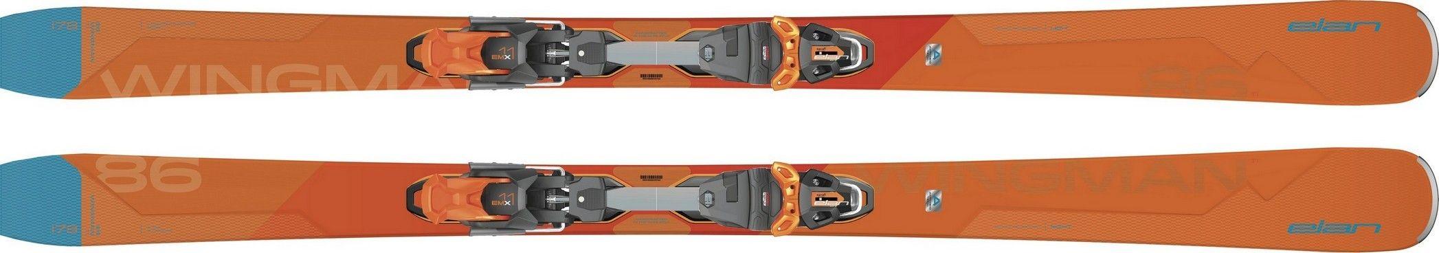 WINGMAN 86 TI Fusion X