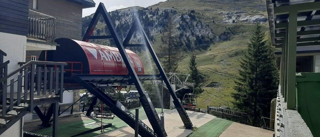 Candanchú abrirá la temporada de esquí por partes pero a tiempo para la Inmaculada