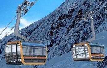 Stubai abre el remonte más caro de la historia del esquí
