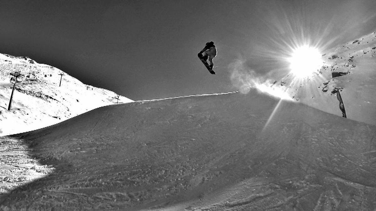 Cómo entrenar en Snowboard. Introducción