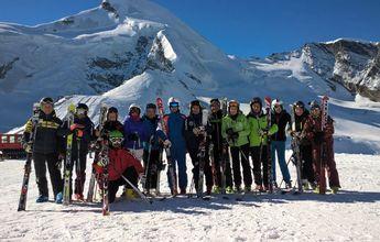 La RFEDI premia a los 3 mejores de la Copa Masters de esquí