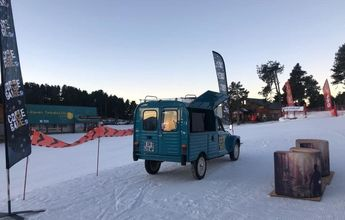 Saint Lary y Font Romeu amplian su dominio esquiable esta próxima temporada