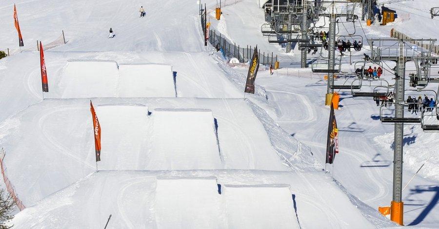 Snowpark Grandvalira