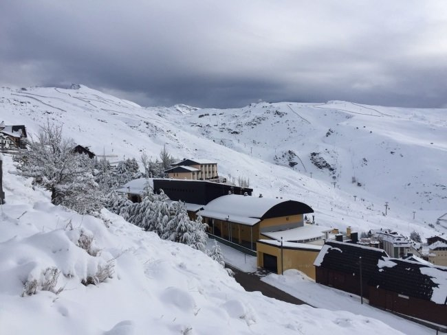 Apertura Sierra Nevada