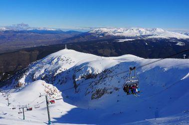 Una nueva nevada marca el fin de semana de esquí en Masella