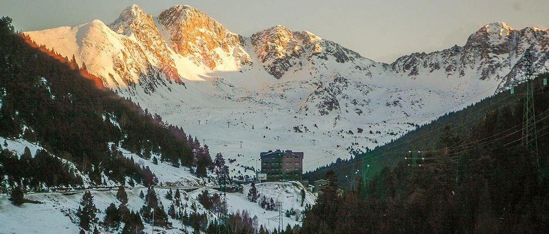 Presentado a la OACI el proyecto del aeropuerto de Grau-Roig en Andorra