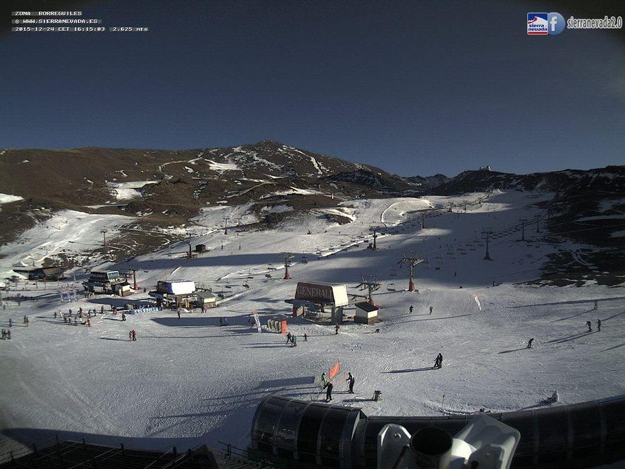 Sierra Nevada aumenta su oferta esquiable en un 50%