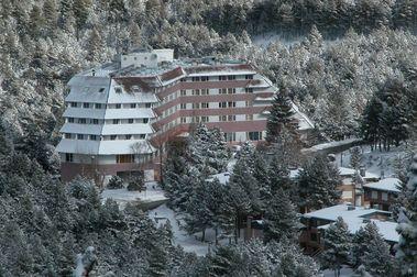 'El Rambo de la Cerdanya' comete un atraco en el Hotel Alp 2500 de Masella