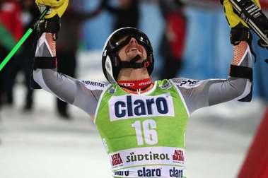Windingstad logra en Alta Badia su primera victoria en la Copa del Mundo