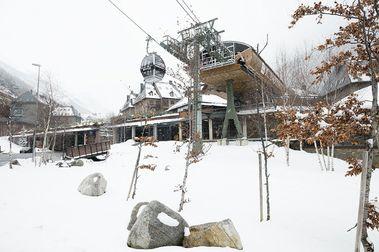 La estación de esquí de Baqueira presenta un ERTE para 200 de sus empleados