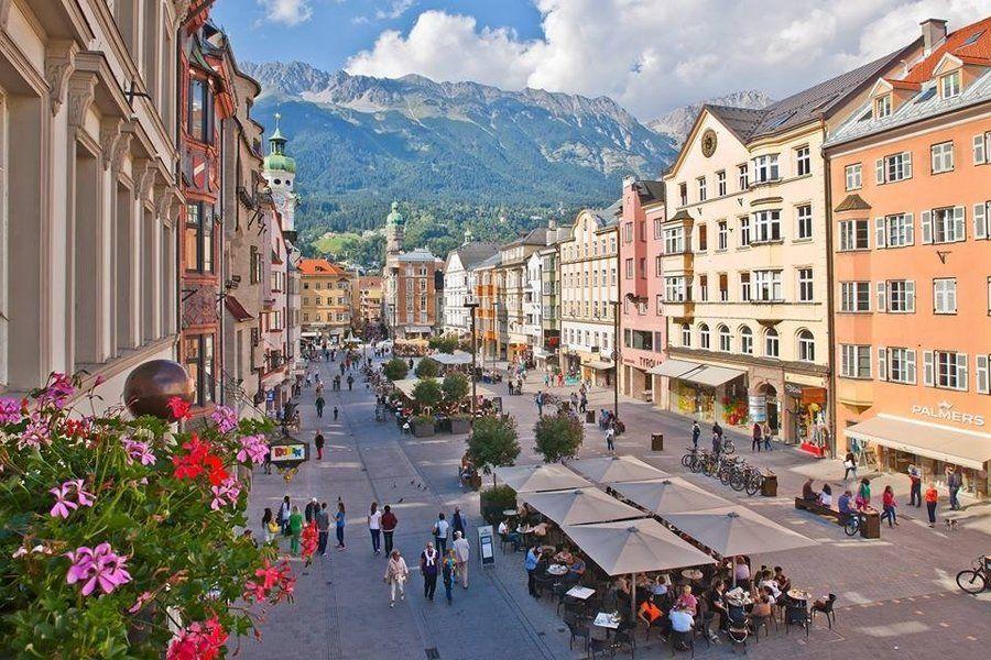 calle Maria Teresa, Innsbruck
