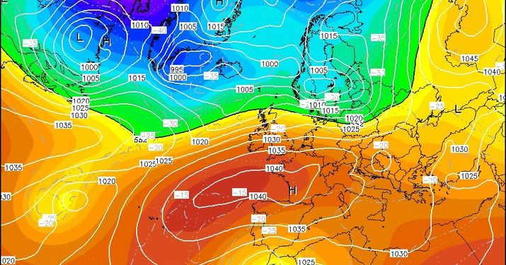 Prevision del 26 al 30 de Enero