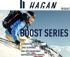 La colección de esquís más completa de Hagan para esta temporada